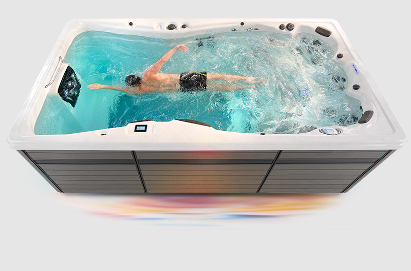 Challenger Series Swim Spas By Master Spas