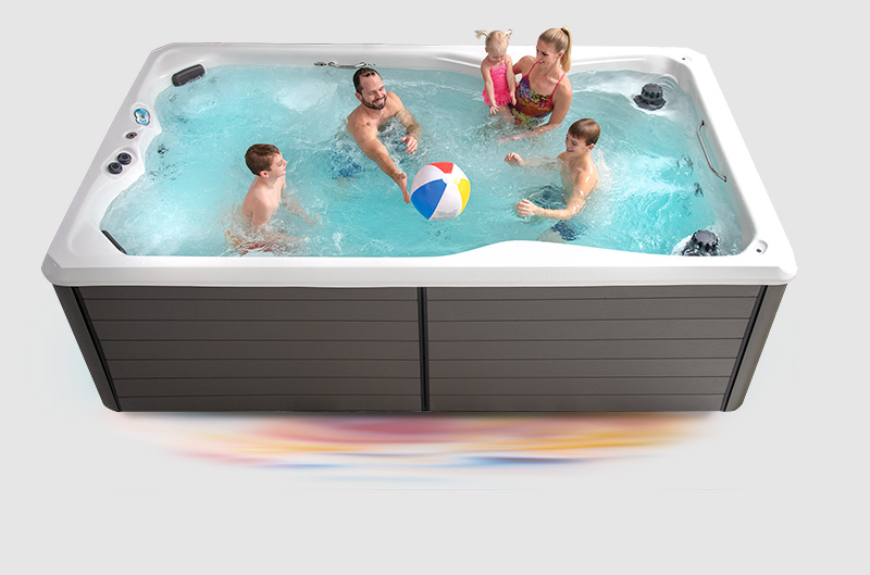 Therapool Series Swim Spas By Master Spas